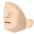 Little Anne/Resusci Anne, Manikin Faces, Reusable