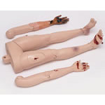 Resusci Anne First Aid/Trauma Arms and Legs Module w/Soft Case
