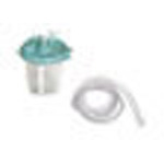Collection Canister w/Filter and Suction Tubing, Disposable, 1200ml