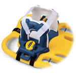 SpeedBlock Starter Set, Head Immobilizer, w/Block Pads and Head Straps