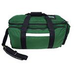 LA Rescue O2 To Go Pro Bag, D Oxygen Cylinder, 27inch L x 12inch W x 10inch H, Green