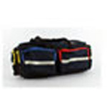 LA Rescue O2 To Go Pro Plus Bag, D Oxygen Cylinder, 28inch L x 12inch W x 10inch H