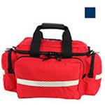 LA Rescue Trauma Attack Pack, Reflexite Trim, 20inch L x 13inch W x 11inch H, Navy Blue