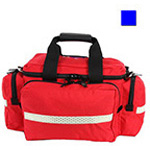 LA Rescue Trauma Attack Pack, Reflexite Trim, 20inch L x 13inch W x 11inch H, Royal Blue