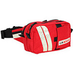 LA Rescue EMSide Mate, Fanny Pack, 10inch L x 5inch W x 6inch H, Red