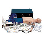 Life/Form Deluxe Plus Crisis Manikin, Adult