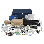 Adult CRiSis Deluxe Plus Auscultation Manikin, with Advanced Airway Management