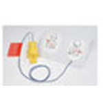 Defibrillator Training Pads, Pediatric, Use w/Laerdal FR2 Trainer Only 1/pr