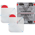 HyFin Vent Chest Seal, Twin Pack