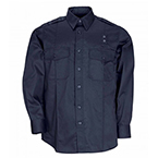 5.11, Shirt, PDU Twill Class A, Long Sleeve, Men, Midnight Navy, 2XL/TALL
