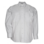 5.11, Shirt, PDU Twill Class A, Long Sleeve, Men, White, XL/TALL