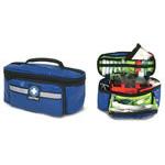 Responder II Medic Bag, 18-1/2inch L x 9-1/2 W x 8-1/2inch D, Royal Blue
