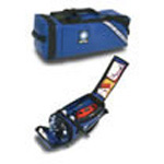 Responder III Medic Bag, 23-1/2inch L x 9inch W x 9inch D, Royal Blue