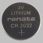 Battery, Lithium, 3 Volt
