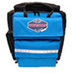 Thomas ALS Pack, 22inch H x 14inch W x 7inch D, Blue