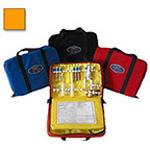 Thomas EMS Aeromed Drug Kit, 13inch x 9inch x 3 1/2inch, Orange