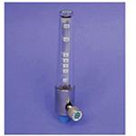 Oxygen Flowmeter, Chemtron Adaptor, 0 - 15 LPM*Limited QTY*