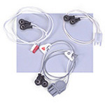 Simulaids Zoll Training Cables, for Arrhythmia Simulator