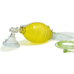 Bag II BVM Resuscitator, Infant, Mask
