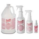 SaniZide Plus Disinfectant/Deodorizer, Spray Bottle, 4oz