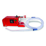 Quickdraw Suction Unit, w/Non-Rechargeable Battery, Red