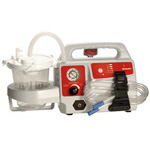 SSCOR VX-2 Suction Unit, Portable, w/Variable Regulator