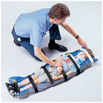 Evac-U-Splint Pediatric Mattress Set, incl Mattress and Case