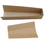 Splint, Cardboard, Tapered, 18inch