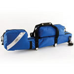 Oxygen Carry Pack, Size D, Royal Blue