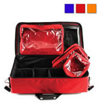 Modular Medical Oxygen Bag, Size D, Red