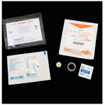 Custom IV Start Kit, incl Veni-Gard IV Dressing, Alcohol Prep Pads, Sponge, Tourniquet