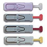 Unistik 2 Normal Safety Lancet, 2.4mm, Yellow, 21 ga, 100/Box