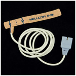 Oxisensor II Adhesive Pulse Oximeter Sensor, Disposable, 18inch cable, Greater than 30kg, Adult