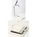 Holder, Monitor/Defib, for Phillips MRX For use with bag