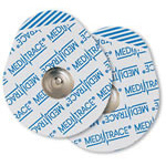Medi-Trace 453 Electrodes, Foam, 1 3/8inch x 1 7/8inch, Non-Radiolucent, 3/pk
