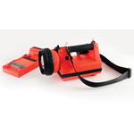 LiteBox Lantern, Rechargeable, Vehicle Mount System, 12V DC, 8 Watt, Orange