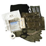 Self Care Max Trauma Kit, Olive Drab