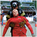 Rescue Randy Manikin, 5 foot 5 Inch, 55 pound