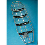 Stretcher Basket Without Leg Divider
