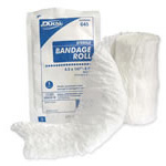 Woven Gauze Roll, 4.5inch x 4.1 yard, 6-Ply, Non-Sterile