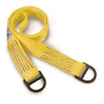 CMC ProSeries Anchor Strap, Blue, SM, 3 Feet, 12oz