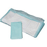 Fluff Underpad / Chux, Rayon Filled, Non-Sterile, 23inch x 24inch