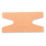 Adhesive Bandage, Flexible Fabric, Sterile, Fingertip, 1 3/4inch x 2inch
