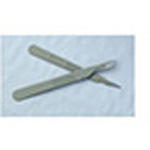 Medicut Scalpel, Sterile, Disposable, Size 11