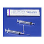 Monoject SoftPack Hypodermic Needle, A Bevel, 18gauge x 1inch