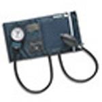 Precision Aneroid Sphygmomanometer, Blue Nylon Cuff, Adult