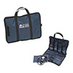 Medic 5 EMT Kit, Contains Adult, Child, Infant, LG Adult and Thigh Cuffs, Blue