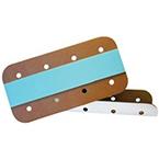 Cardboard Folding Splint, Center Foam (3/8inch), 12inch