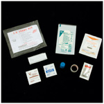 IV Start Kit, incl Tegaderm IV Dressing, Alcohol Wipe, PVP Wipe, 2x2 Sponge, Tape, Tourniquet