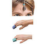 PureLight Reflectance Sensors, Reusable, Application Middle Forehead, 10 pk w/20 adhesive collars